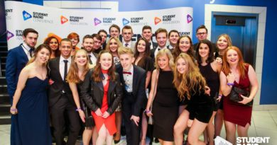 Fly FM at the SRA Awards 2016