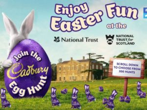 Cadbury's Easter Promotion