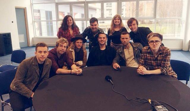 Imagine being nervous to interview someone after interviewing McBusted?! It just doesn't happen.