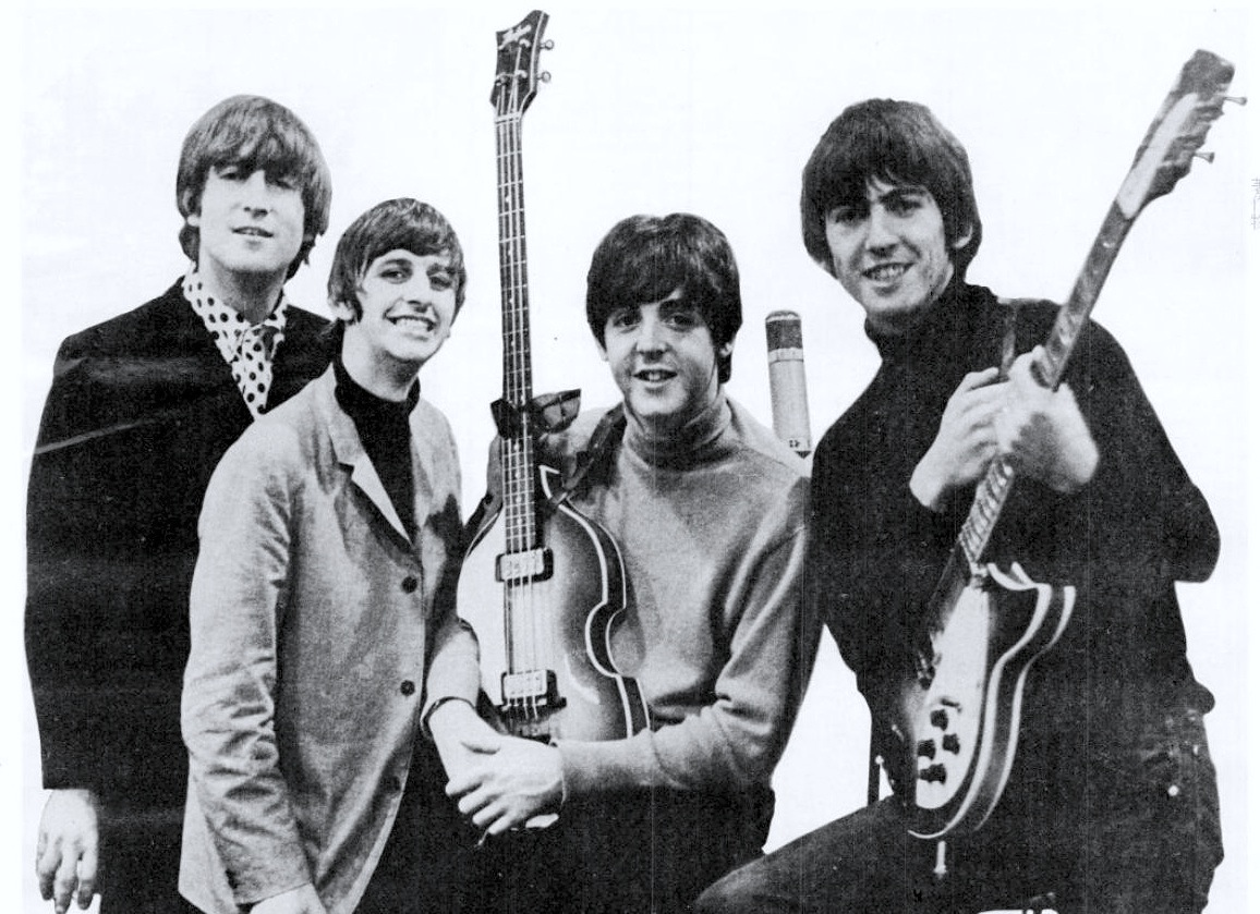 I love the Fab Four as much as anyone, but surely shaking up the artists in school syllabuses will create musical diversity and better study?